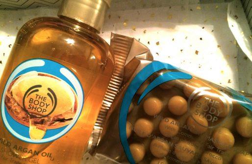 Olejek arganowy do włosów