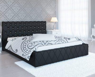 Łóżko z pojemnikiem na pościel czy bez?