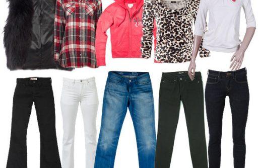 własnoręcznie przerobione ubrania