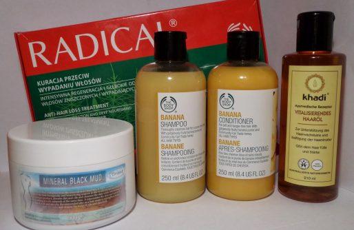 Środki na porost włosów